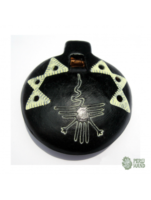 Ocarina - Nazca Black Design