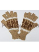 Glove Andean Natural Color