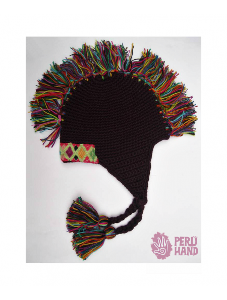 Hat earflap, Punk design